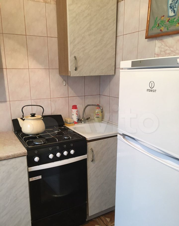 Продажа однокомнатной квартиры Куровское, Совхозная улица 16, цена 1760000 рублей, 2021 год объявление №697496 на megabaz.ru