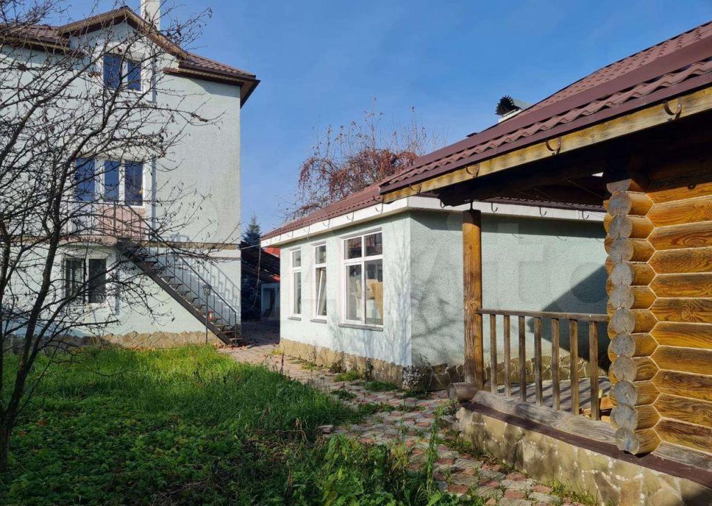 Продажа дома Домодедово, Рощинская улица 27, цена 15200000 рублей, 2021 год объявление №711156 на megabaz.ru