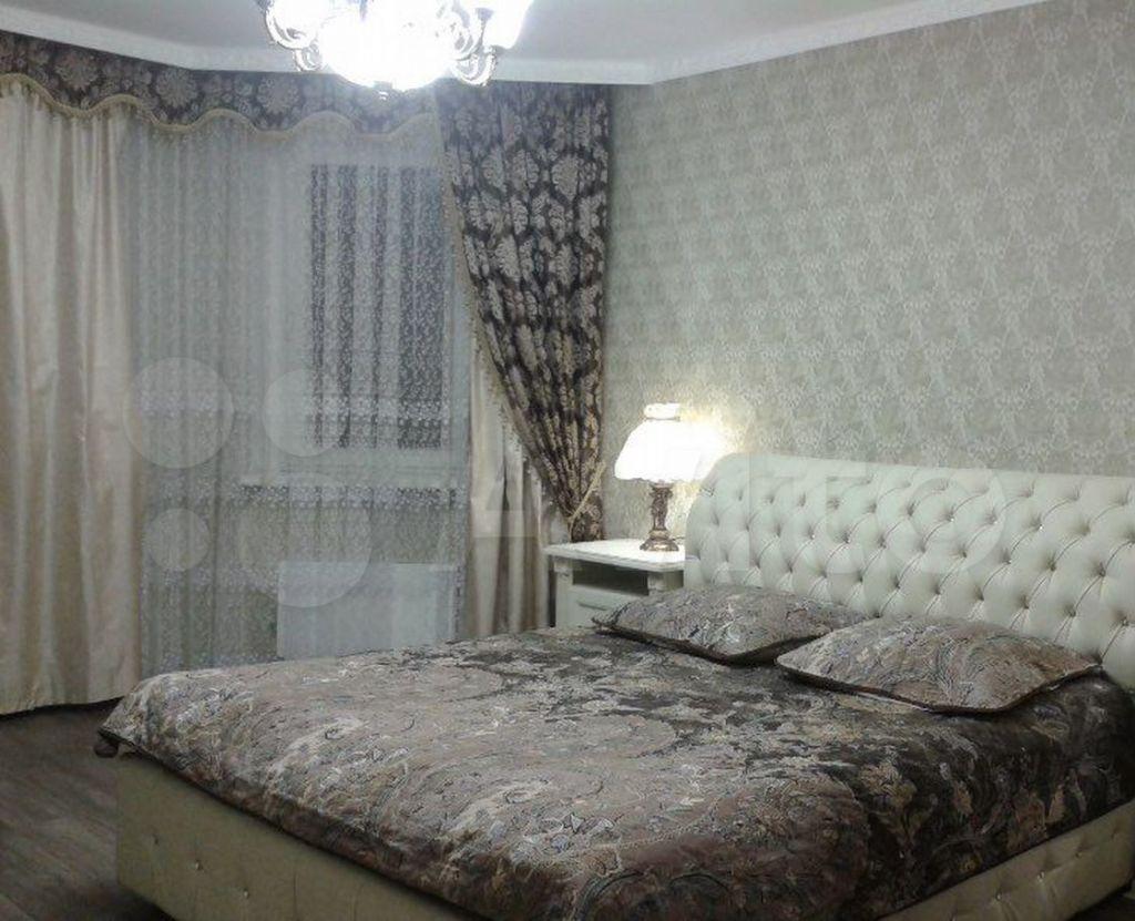 Аренда трёхкомнатной квартиры Чехов, Уездная улица 3, цена 38000 рублей, 2021 год объявление №1474502 на megabaz.ru