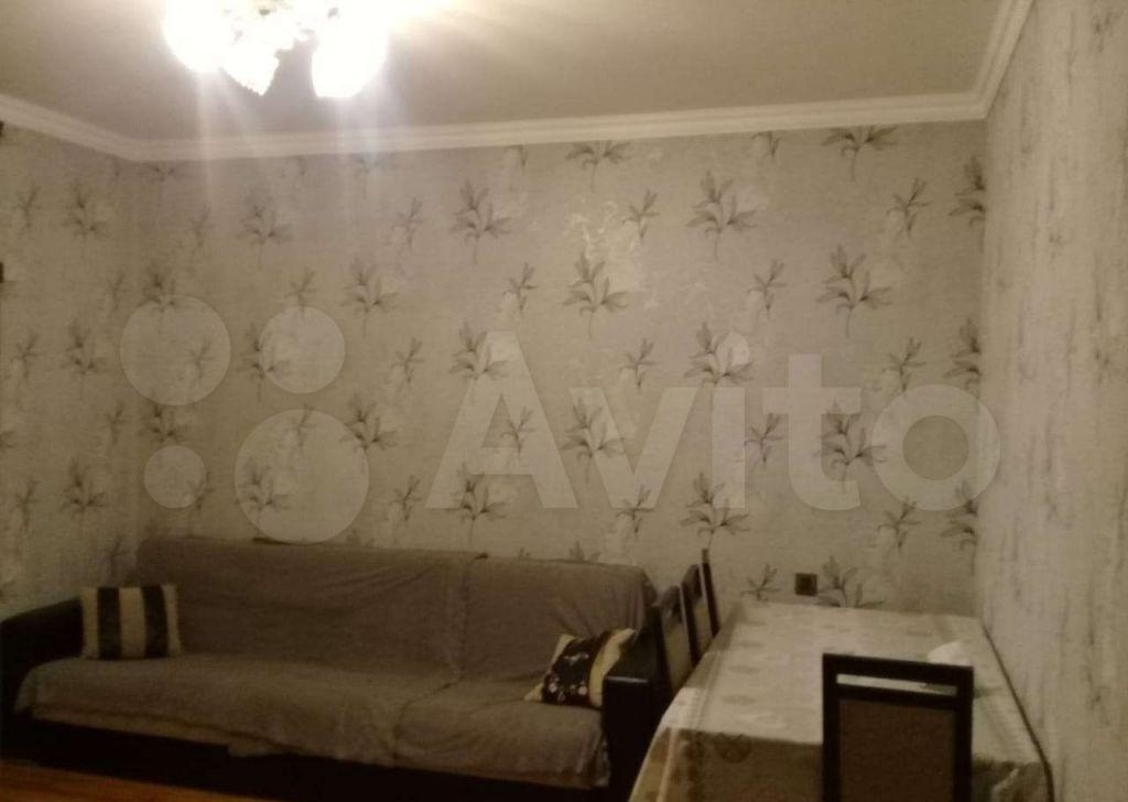 Аренда однокомнатной квартиры Подольск, улица Свердлова 3, цена 6000 рублей, 2021 год объявление №1474736 на megabaz.ru