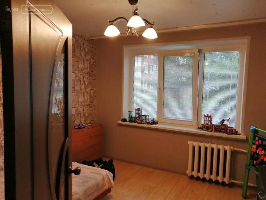 Продажа трёхкомнатной квартиры деревня Федорцово, цена 3970000 рублей, 2021 год объявление №698704 на megabaz.ru