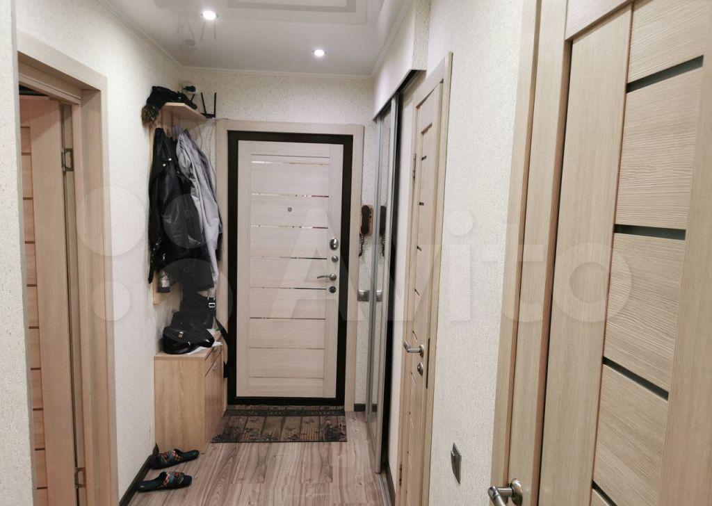 Продажа однокомнатной квартиры Жуковский, Муромская улица 28, цена 5400000 рублей, 2021 год объявление №699243 на megabaz.ru
