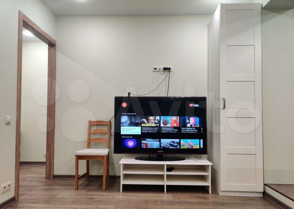 Аренда однокомнатной квартиры Подольск, Колхозная улица 20, цена 30000 рублей, 2021 год объявление №1475255 на megabaz.ru