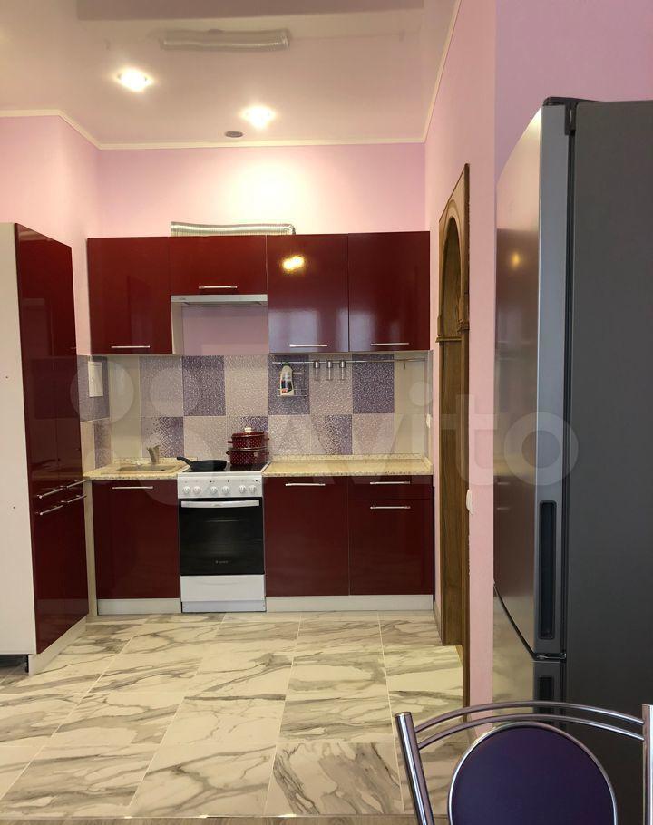 Аренда однокомнатной квартиры деревня Митькино, Заречная улица 4, цена 25000 рублей, 2021 год объявление №1475104 на megabaz.ru