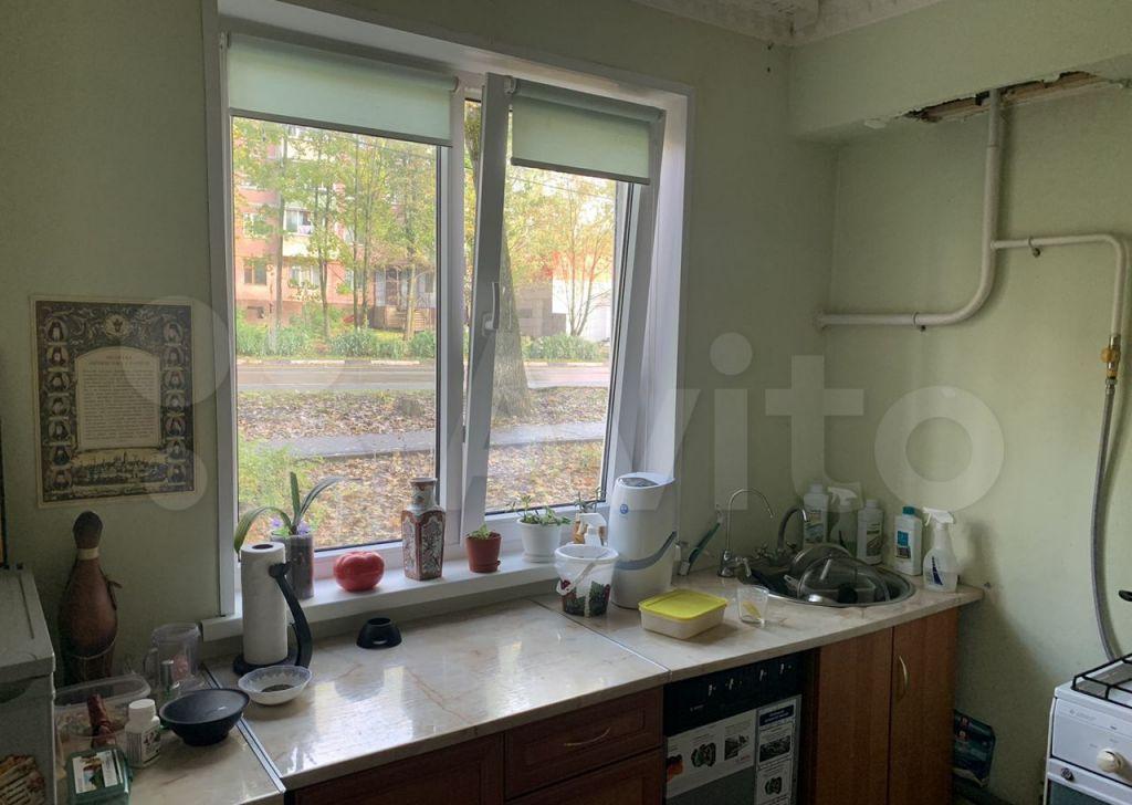 Продажа двухкомнатной квартиры Можайск, улица 20 Января 9, цена 3750000 рублей, 2021 год объявление №699111 на megabaz.ru