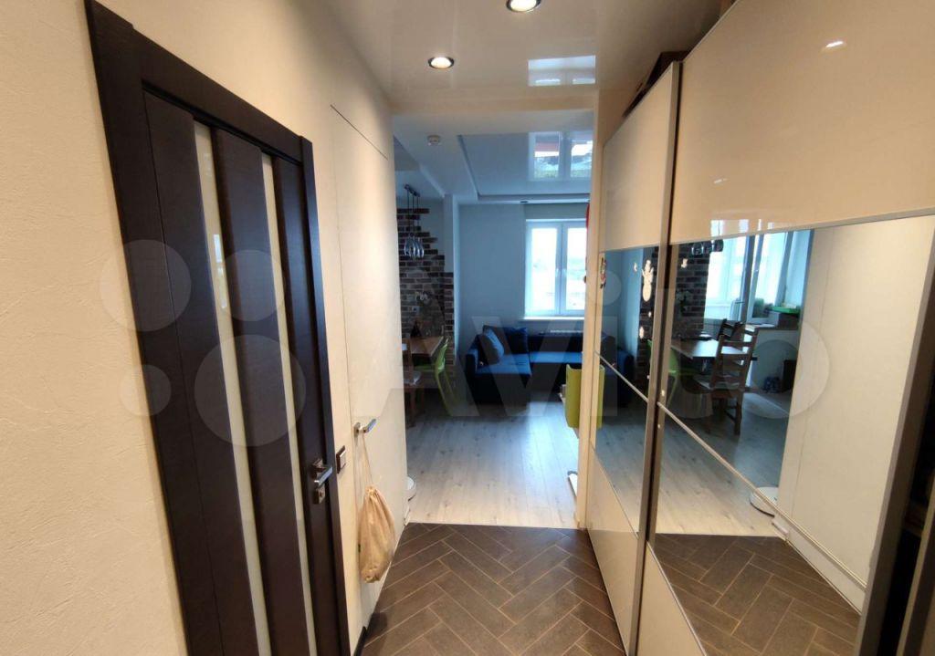 Продажа однокомнатной квартиры Голицыно, Заводской проспект 12, цена 7000000 рублей, 2021 год объявление №699139 на megabaz.ru