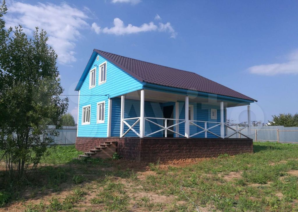 Продажа дома деревня Семенково, цена 5999000 рублей, 2021 год объявление №699115 на megabaz.ru