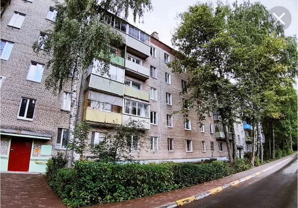 Продажа однокомнатной квартиры Раменское, улица Воровского 10, цена 1799000 рублей, 2021 год объявление №699108 на megabaz.ru