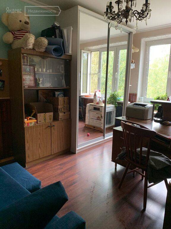 Продажа трёхкомнатной квартиры Голицыно, Советская улица 54к2, цена 7900000 рублей, 2021 год объявление №699723 на megabaz.ru