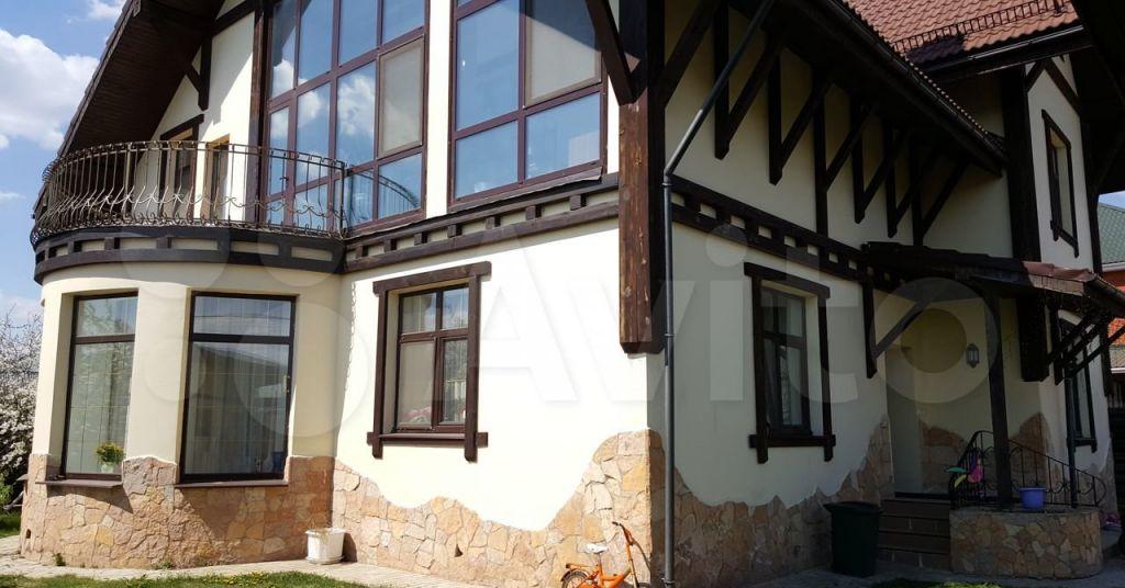 Продажа дома село Ангелово, Центральная улица 22А, цена 45000000 рублей, 2021 год объявление №613970 на megabaz.ru