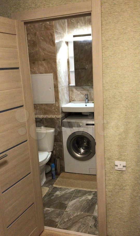 Аренда однокомнатной квартиры деревня Марусино, Заречная улица 33к3, цена 27000 рублей, 2021 год объявление №1475713 на megabaz.ru