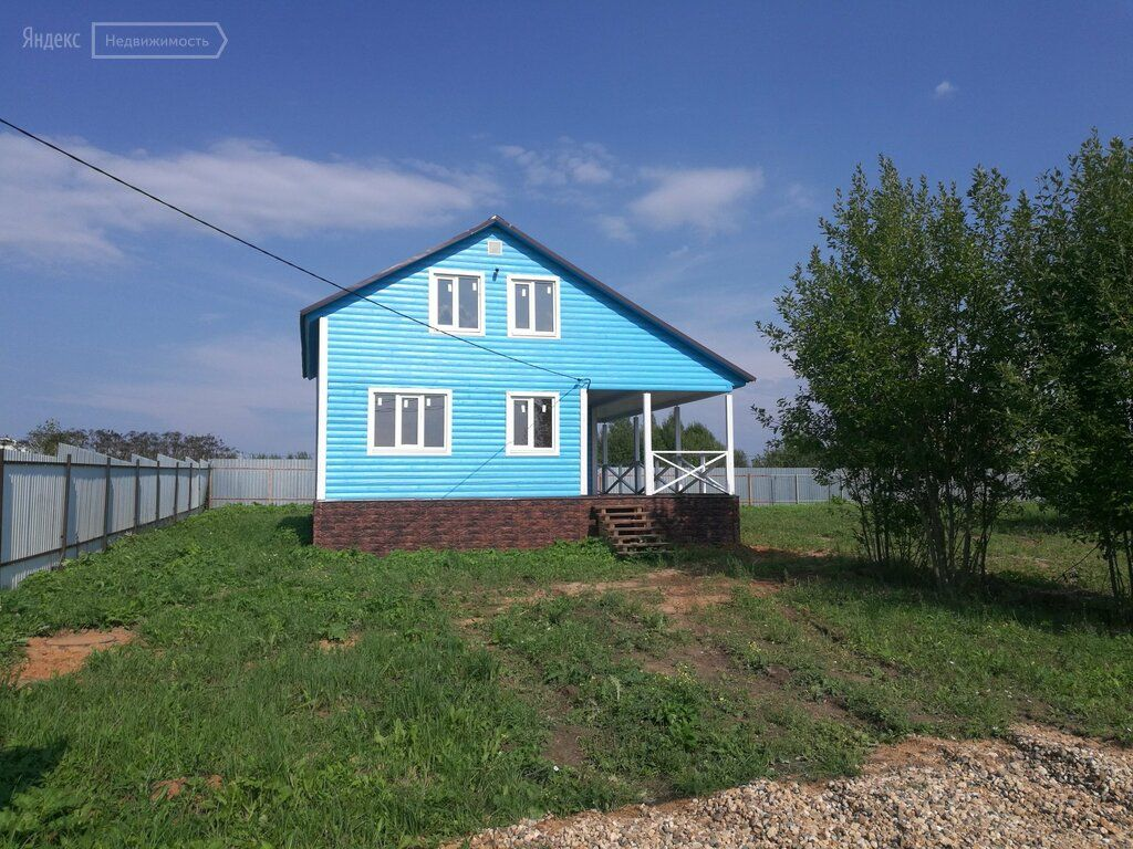 Продажа дома деревня Семенково, цена 5999000 рублей, 2021 год объявление №699740 на megabaz.ru