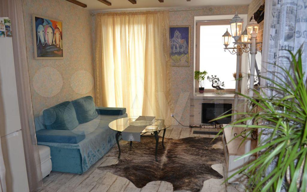 Аренда однокомнатной квартиры деревня Подолино, улица Некрасова 8, цена 35000 рублей, 2021 год объявление №1476284 на megabaz.ru