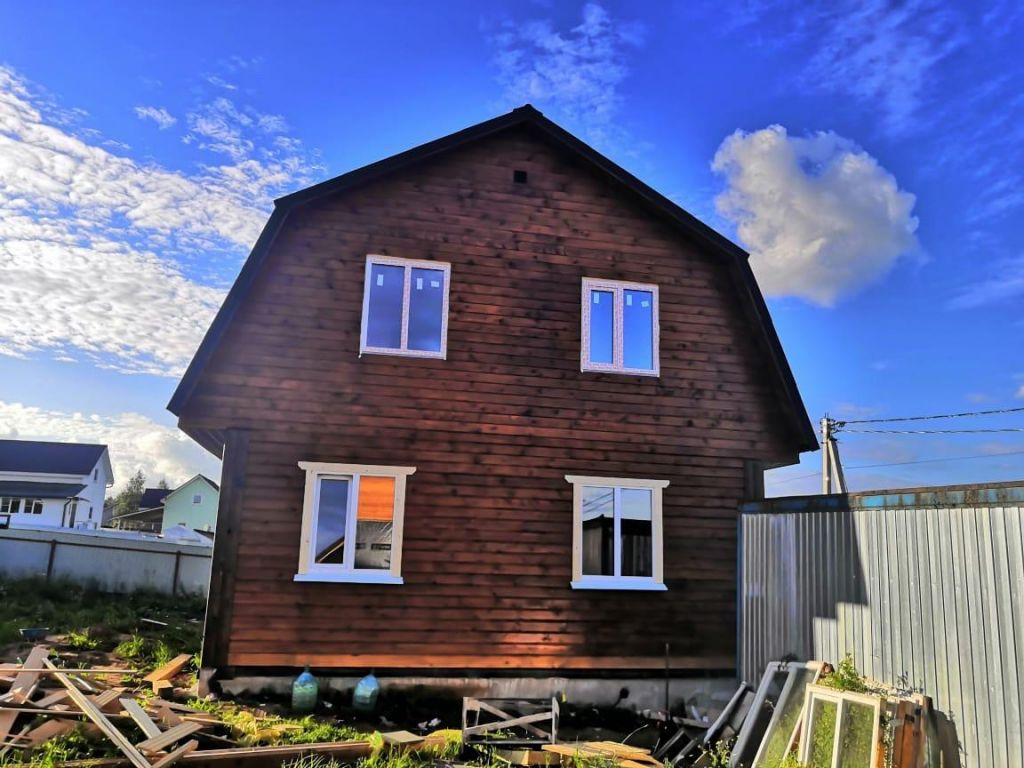 Продажа дома деревня Яковлево, цена 3750000 рублей, 2020 год объявление №493025 на megabaz.ru