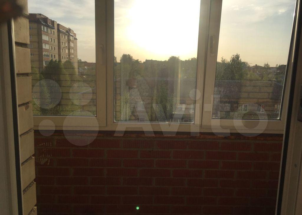 Аренда однокомнатной квартиры село Павловская Слобода, Советская улица 3, цена 25000 рублей, 2021 год объявление №1390571 на megabaz.ru