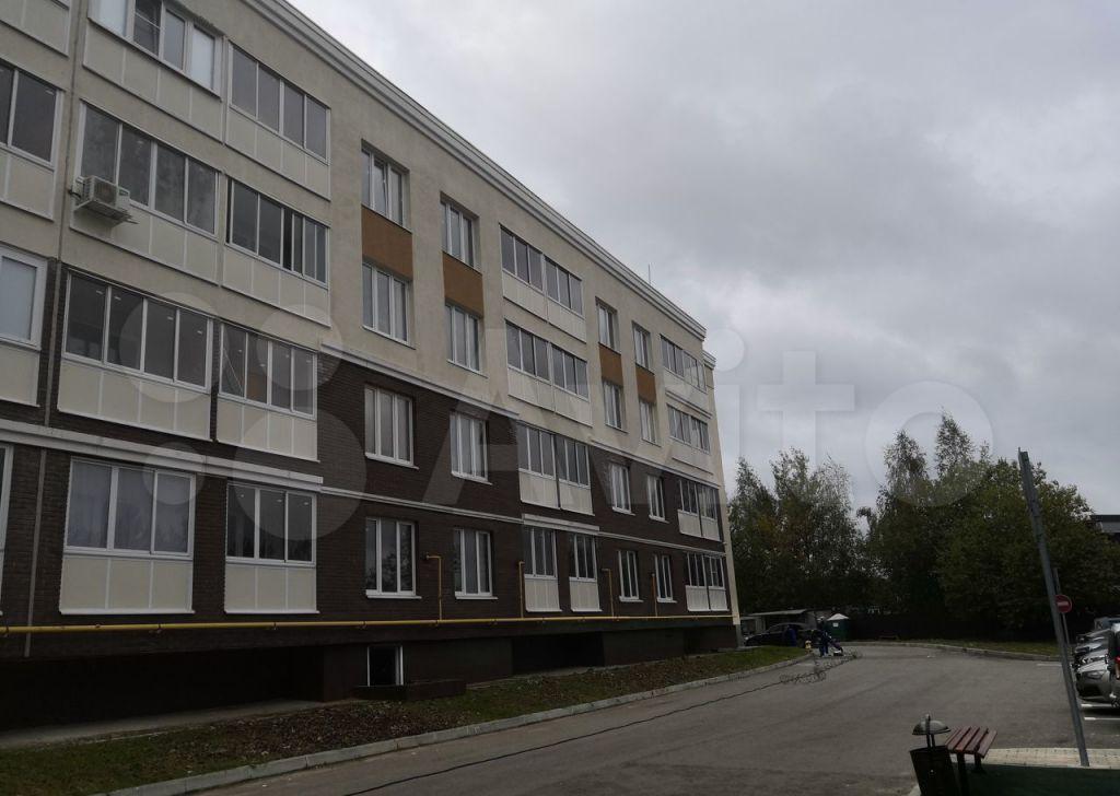 Продажа однокомнатной квартиры село Немчиновка, Ольховая улица 19, цена 5400000 рублей, 2021 год объявление №700721 на megabaz.ru
