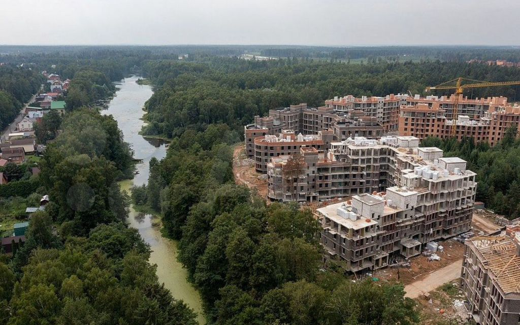 Продажа однокомнатной квартиры село Николо-Урюпино, цена 4000000 рублей, 2021 год объявление №683994 на megabaz.ru