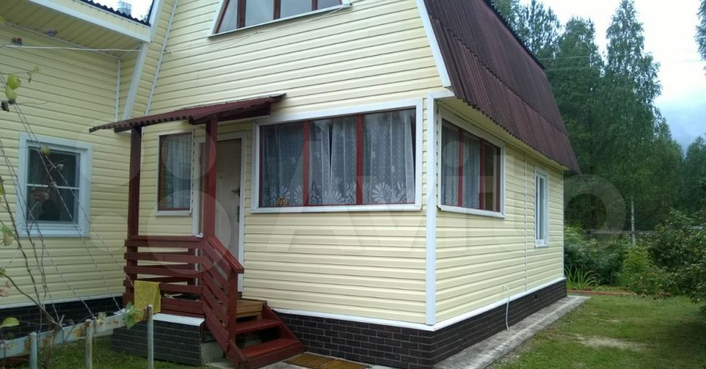 Продажа дома деревня Красное, цена 1400000 рублей, 2021 год объявление №701349 на megabaz.ru