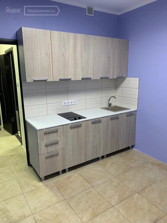 Аренда однокомнатной квартиры дачный посёлок Поварово, цена 23000 рублей, 2021 год объявление №1477949 на megabaz.ru