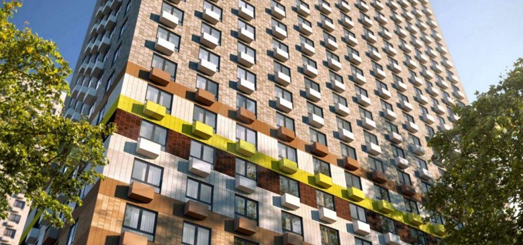 Продажа однокомнатной квартиры Москва, метро Братиславская, цена 6890000 рублей, 2021 год объявление №702256 на megabaz.ru