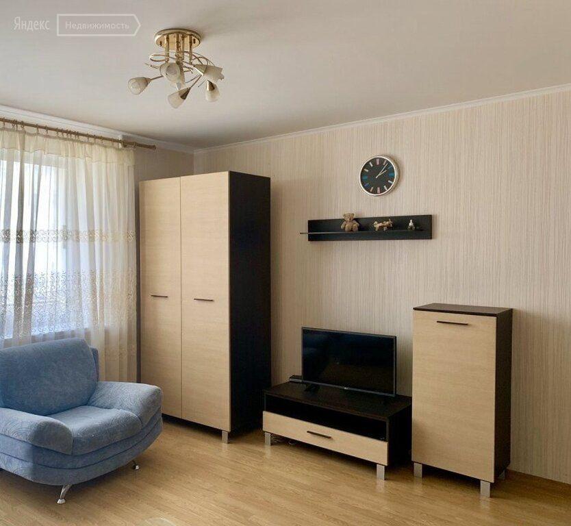 Аренда однокомнатной квартиры Голицыно, Советская улица 60, цена 20000 рублей, 2021 год объявление №1483322 на megabaz.ru