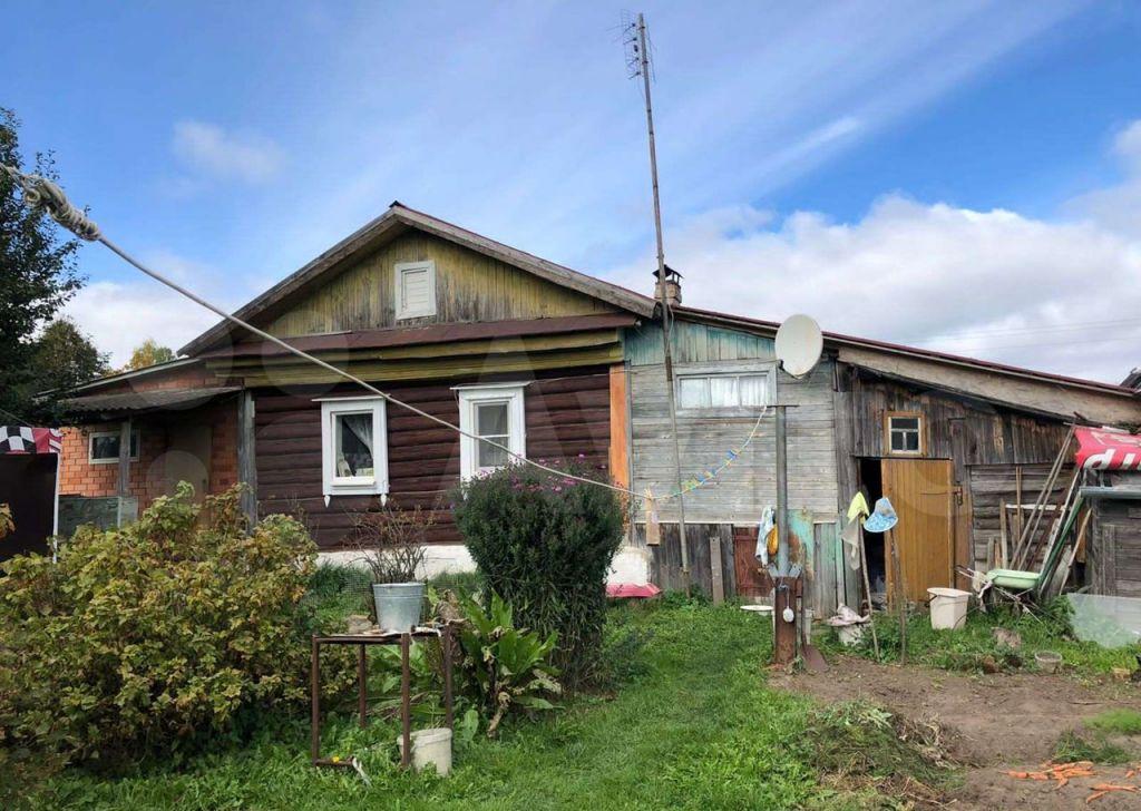 Продажа дома деревня Красное, цена 1700000 рублей, 2021 год объявление №702369 на megabaz.ru