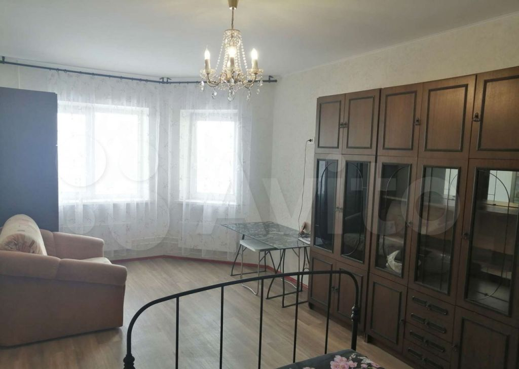 Аренда однокомнатной квартиры поселок Биокомбината, цена 20000 рублей, 2021 год объявление №1478337 на megabaz.ru