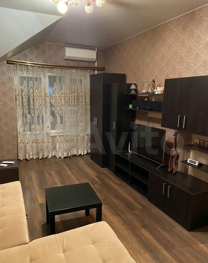 Аренда двухкомнатной квартиры деревня Марусино, Заречная улица 11, цена 25000 рублей, 2021 год объявление №1479087 на megabaz.ru