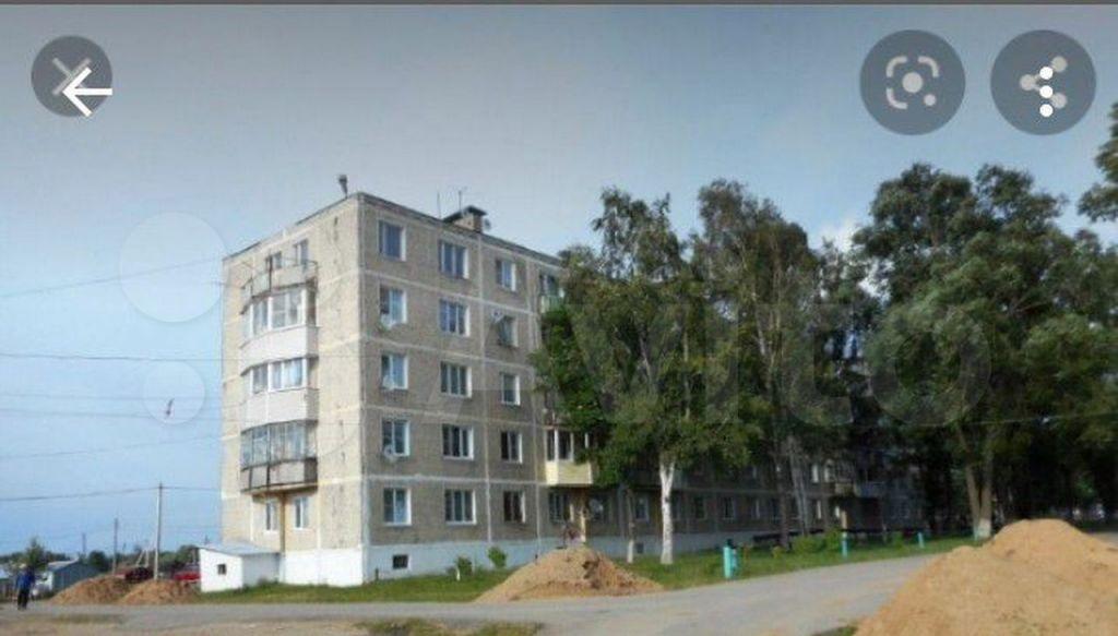 Продажа двухкомнатной квартиры деревня Федорцово, цена 1150000 рублей, 2021 год объявление №610854 на megabaz.ru