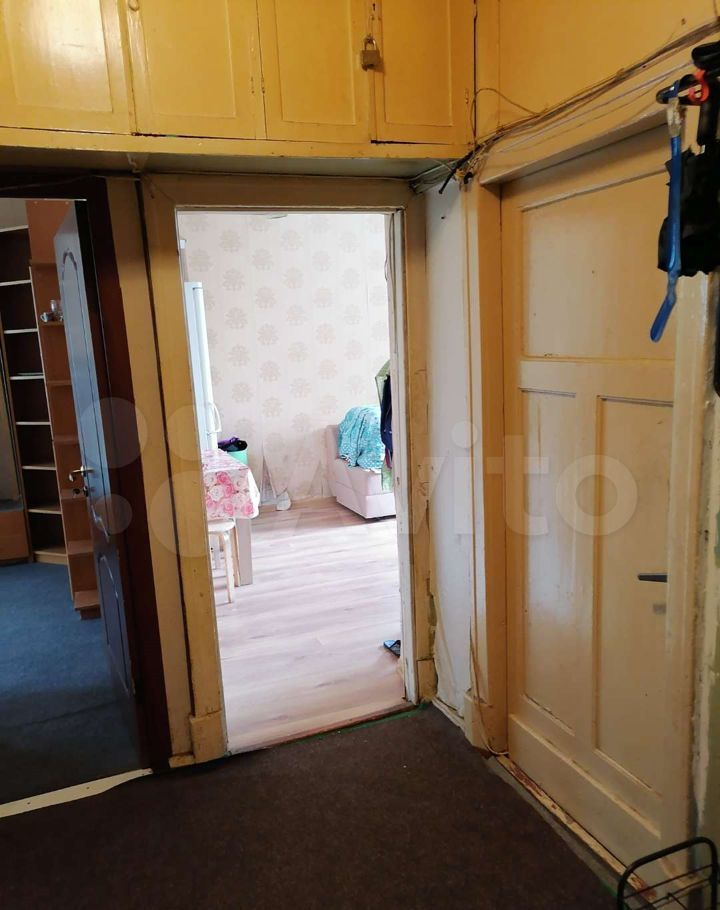 Продажа трёхкомнатной квартиры Москва, метро Комсомольская, 1-й Басманный переулок 5/20с3, цена 18000000 рублей, 2021 год объявление №702856 на megabaz.ru