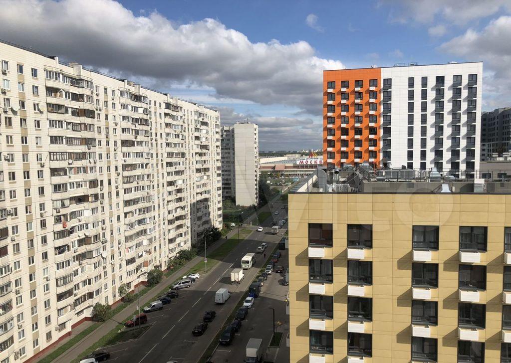Продажа двухкомнатной квартиры Москва, метро Люблино, Цимлянская улица 3к3, цена 13700000 рублей, 2021 год объявление №705338 на megabaz.ru
