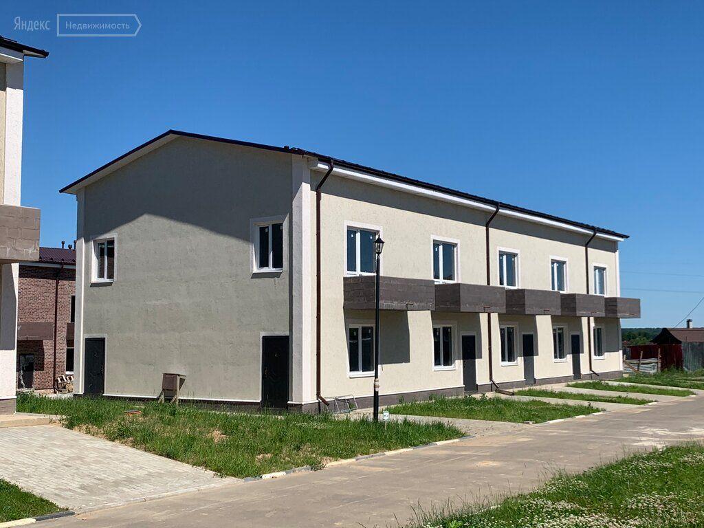 Продажа дома поселок опытного хозяйства Ермолино, Новопоселковая улица, цена 4290000 рублей, 2021 год объявление №703669 на megabaz.ru