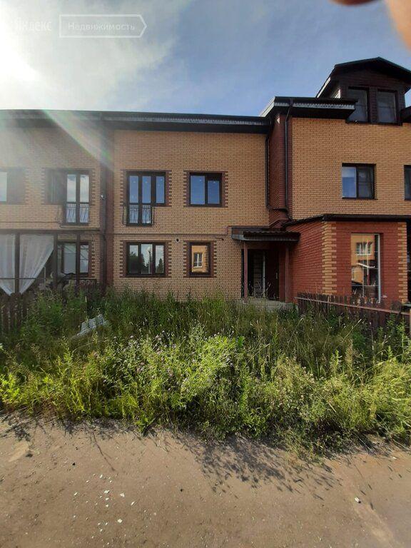 Продажа дома деревня Шолохово, улица Экодолье 15Б, цена 9500000 рублей, 2021 год объявление №703502 на megabaz.ru