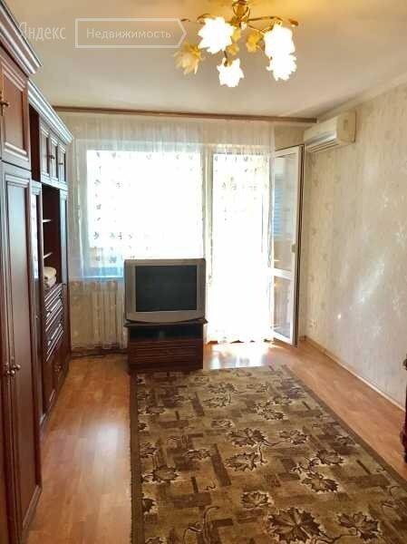 Аренда однокомнатной квартиры Наро-Фоминск, улица Полубоярова 5, цена 18000 рублей, 2021 год объявление №1480463 на megabaz.ru