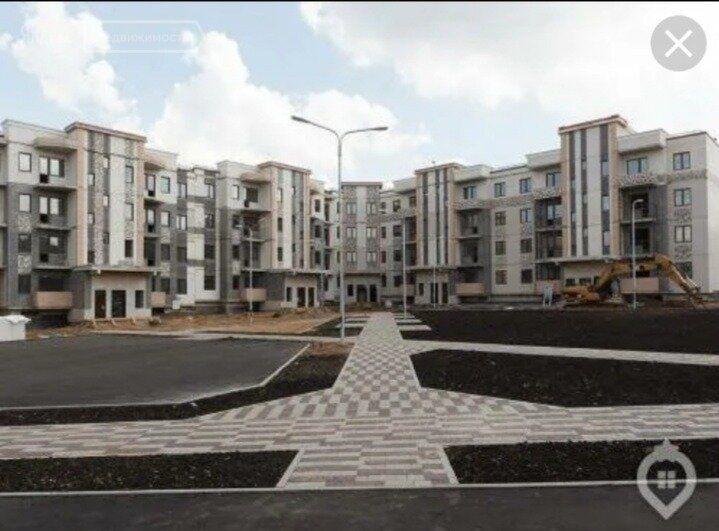 Продажа двухкомнатной квартиры деревня Митькино, Заречная улица 2, цена 7434344 рублей, 2021 год объявление №704342 на megabaz.ru