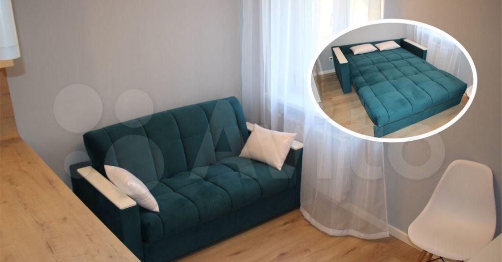 Аренда двухкомнатной квартиры Истра, Рабочая улица 1А, цена 29000 рублей, 2021 год объявление №1480703 на megabaz.ru