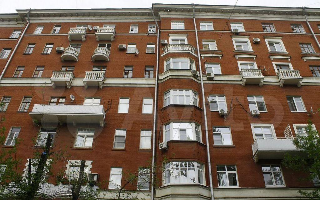 Продажа трёхкомнатной квартиры Москва, метро Курская, цена 28000000 рублей, 2021 год объявление №687078 на megabaz.ru