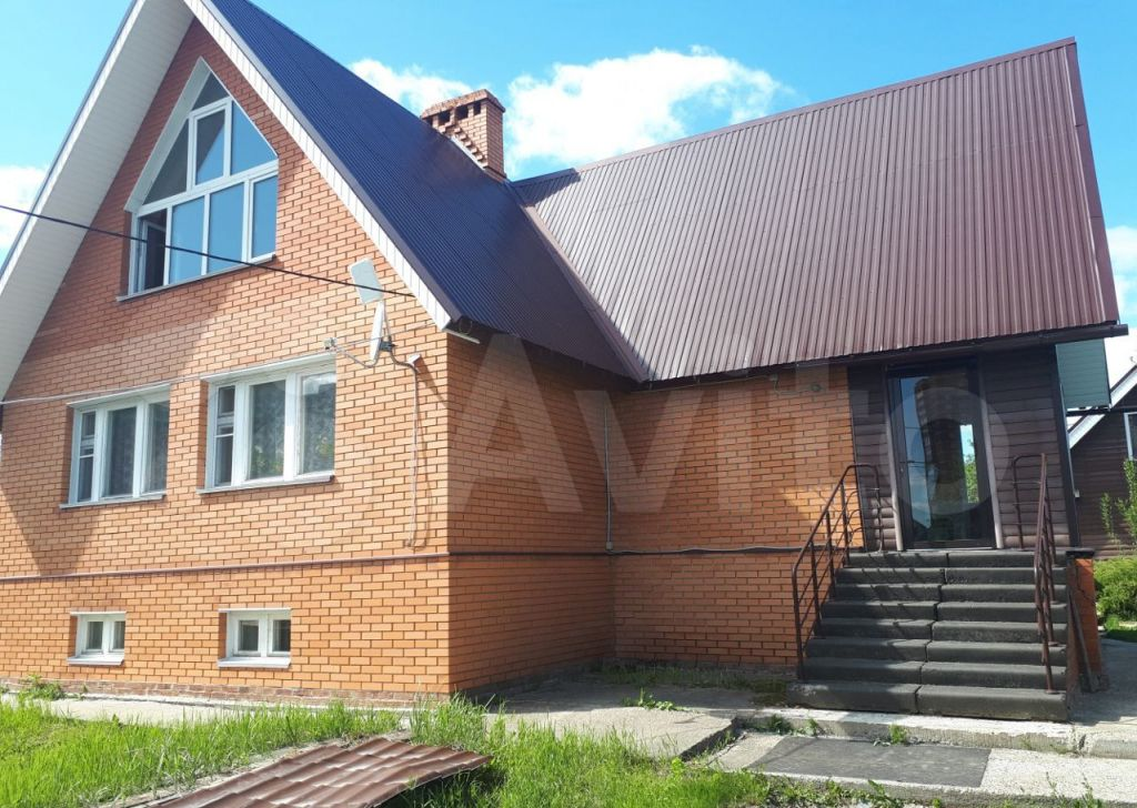 Продажа дома Электроугли, улица Бисерово Озеро 10, цена 1800000 рублей, 2021 год объявление №705249 на megabaz.ru