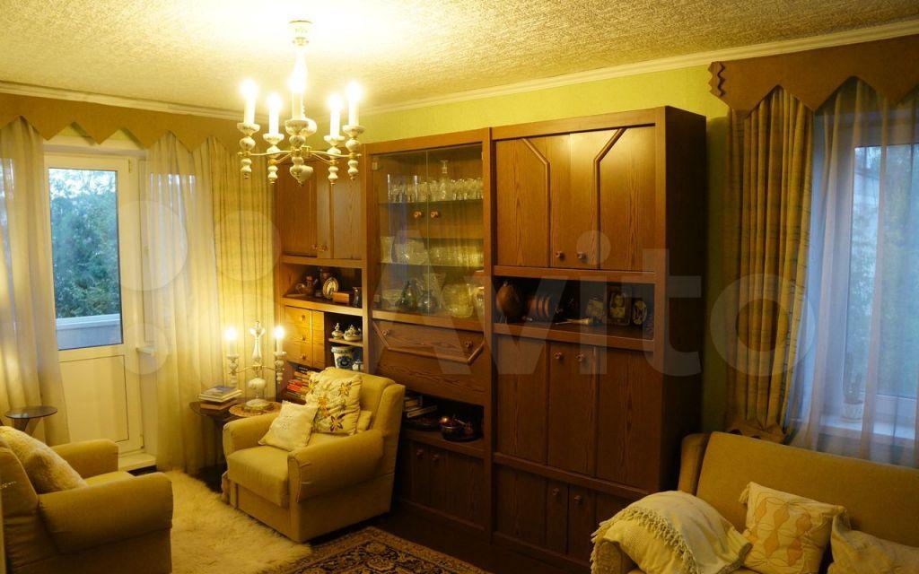 Продажа трёхкомнатной квартиры Старая Купавна, цена 5000000 рублей, 2021 год объявление №705915 на megabaz.ru