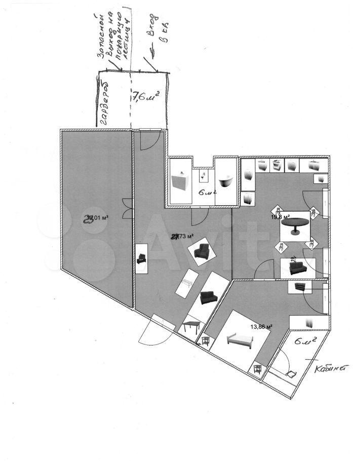 Продажа трёхкомнатной квартиры Москва, метро Братиславская, Братиславская улица 6, цена 19800000 рублей, 2021 год объявление №705770 на megabaz.ru