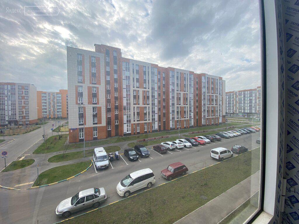Продажа студии рабочий посёлок Нахабино, Стартовая улица 4, цена 5500000 рублей, 2021 год объявление №705763 на megabaz.ru