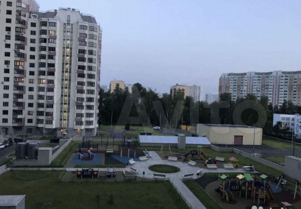 Аренда однокомнатной квартиры Москва, улица Главмосстроя 5, цена 40000 рублей, 2021 год объявление №1485216 на megabaz.ru