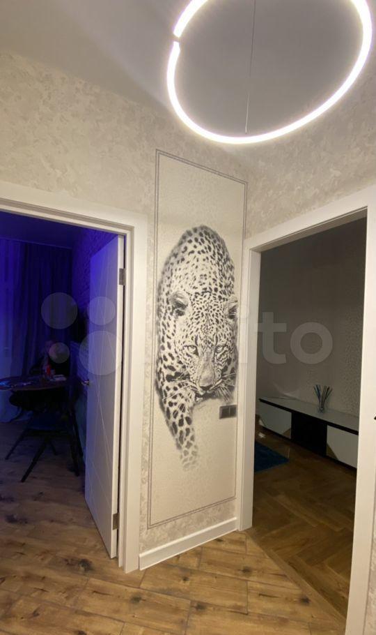 Аренда однокомнатной квартиры поселок Ильинское-Усово, Заповедная улица 4, цена 65000 рублей, 2021 год объявление №1481966 на megabaz.ru