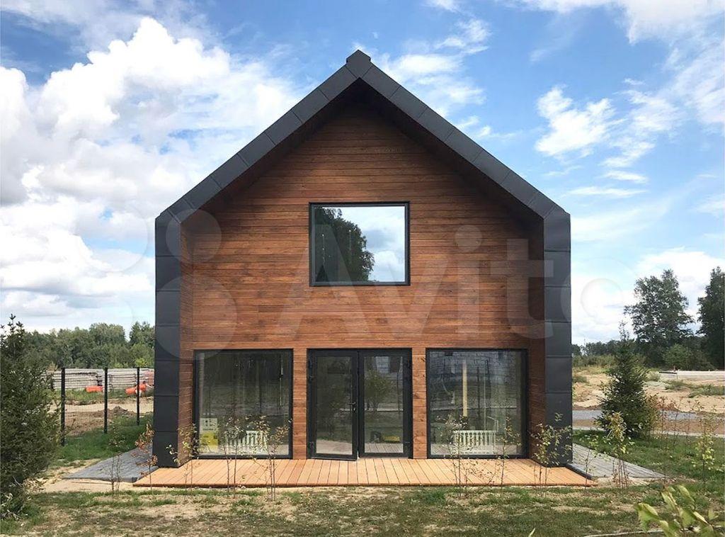 Продажа дома деревня Ходаево, цена 7300000 рублей, 2021 год объявление №705922 на megabaz.ru