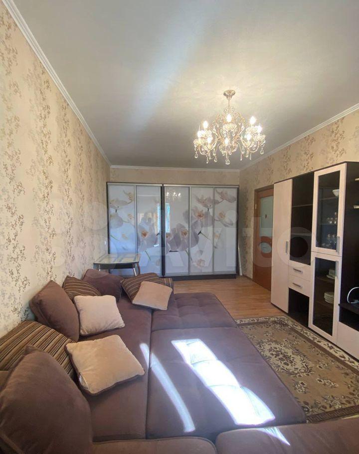 Продажа однокомнатной квартиры Клин, Бородинский проезд 17А, цена 6900000 рублей, 2021 год объявление №706250 на megabaz.ru
