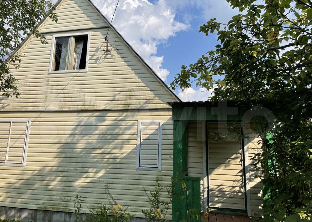 Продажа дома садовое товарищество Солнечное, цена 1590000 рублей, 2021 год объявление №685754 на megabaz.ru