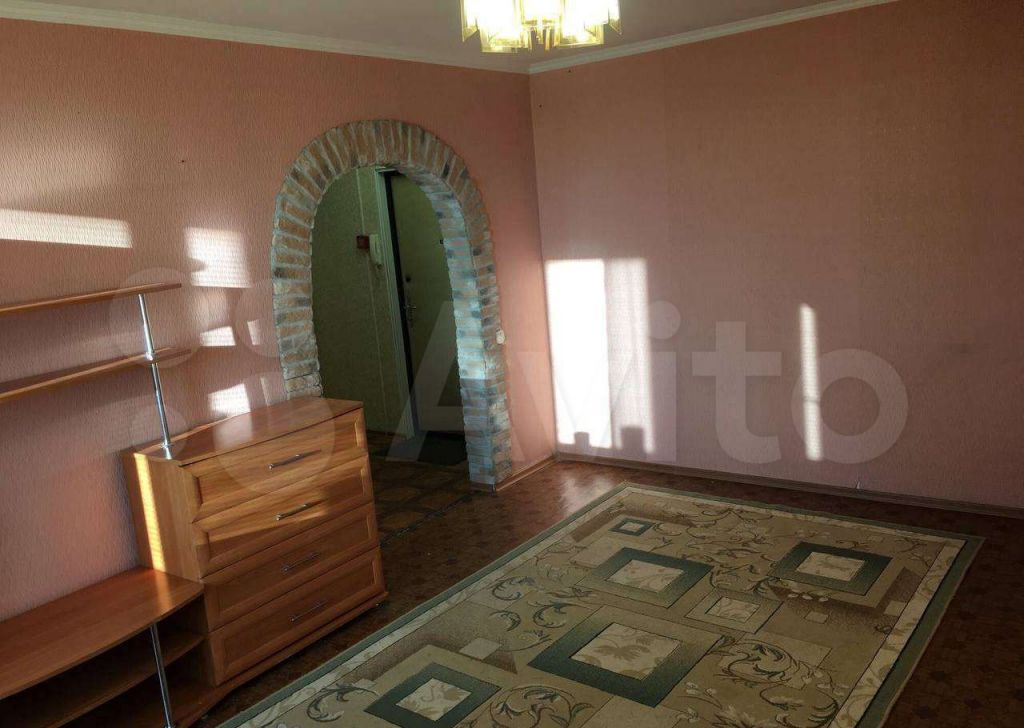 Аренда однокомнатной квартиры Лобня, проезд Шадунца 5к2, цена 27500 рублей, 2021 год объявление №1484781 на megabaz.ru