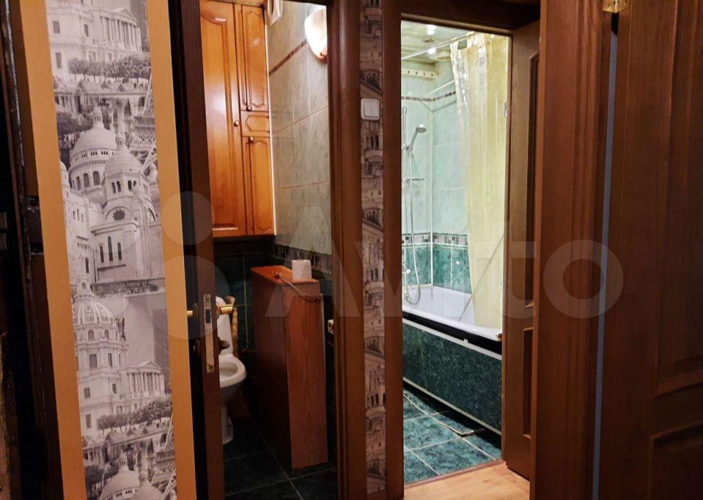 Аренда трёхкомнатной квартиры Москва, метро Речной вокзал, Флотская улица 52к1, цена 40000 рублей, 2021 год объявление №1482443 на megabaz.ru