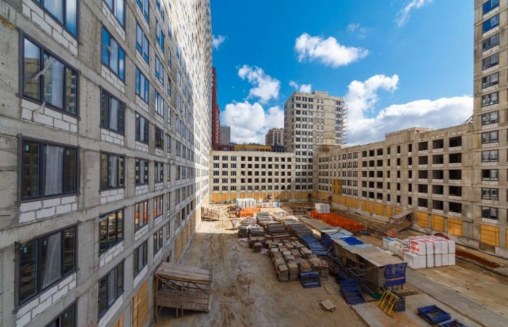 Продажа однокомнатной квартиры Москва, метро Марьино, цена 4800000 рублей, 2020 год объявление №393369 на megabaz.ru