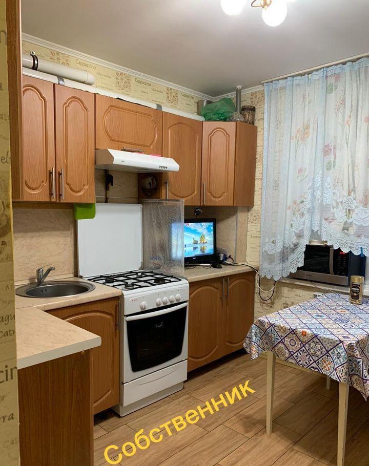 Продажа однокомнатной квартиры село Верзилово, Мещерская улица 3, цена 2100000 рублей, 2020 год объявление №479929 на megabaz.ru